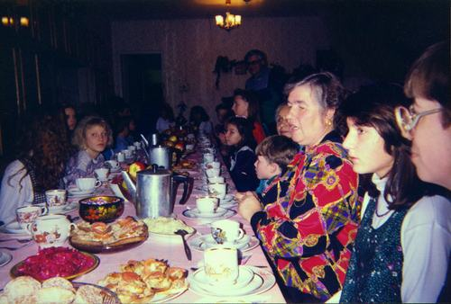 Russian Birthday Party
