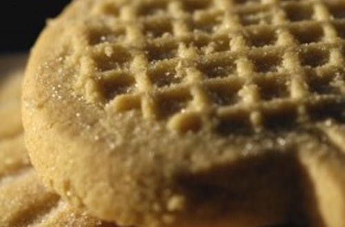 Traditional Scottish Shortbread Round