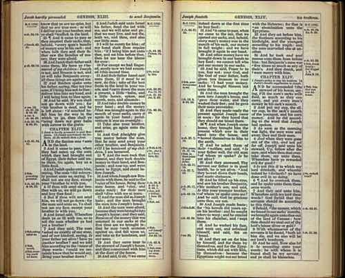 Scripture Cake Verses