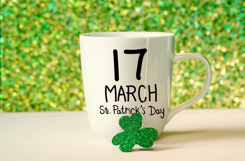 St. Patrick's Day Drink