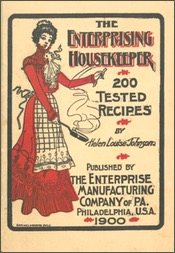The Enterprising Housekeeper 1900