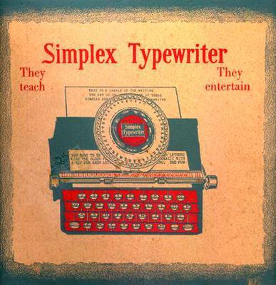 Simplex Typewriter Case