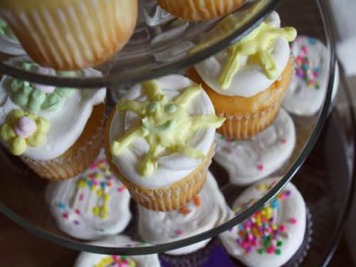 Tiered Cupcake Stand