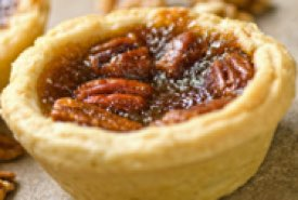 Butter Tart with Raisins
