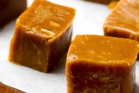 Pieces of Butterscotch Candy