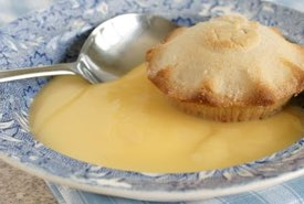 Old Fashioned Custard Sauce