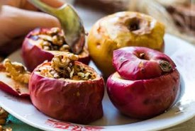 Homemade French Baked Apples