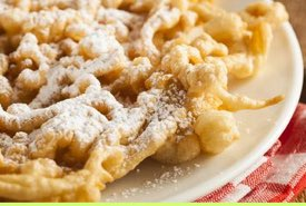 Funnel Cakes Recipes
