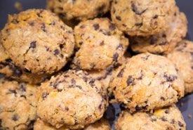 Old Time Hermit Cookies