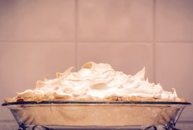 Meringue Topping for Pie