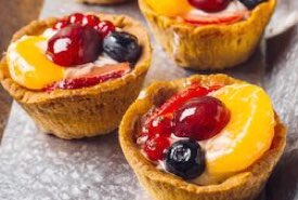 Homemade Fruit Tarts