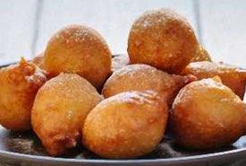 Spanish Fritter Puffs