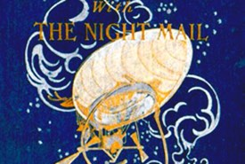 With the Night Mail Novella Cover
