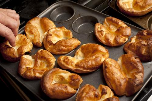 Traditional Yorkshire Pudding
