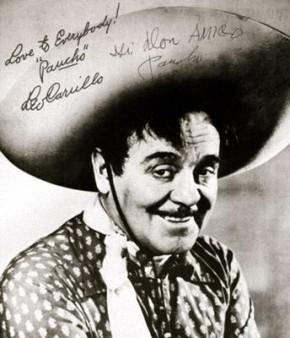 Leo Carrillo as Pancho