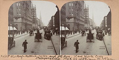 Waldorf Astoria Hotel 1903