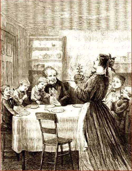 The Wonderful Christmas Pudding