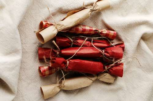 Wrapped Taffy Candy