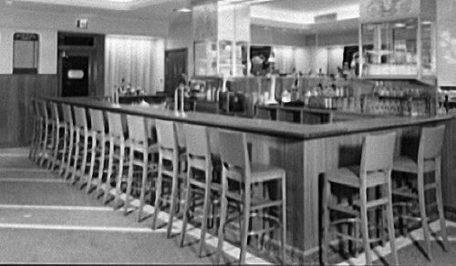 1940s Counter-style Soda Fountain