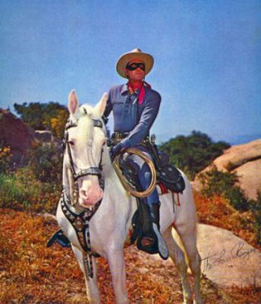 The Lone Ranger & Silver