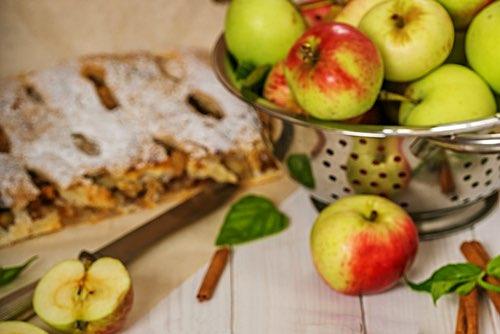 Apples for Making Apple Strudel