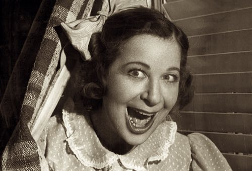 Fanny Brice as Babby Snooks