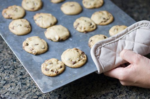 Homemade Cookies Baked on the Best Cookie Sheet