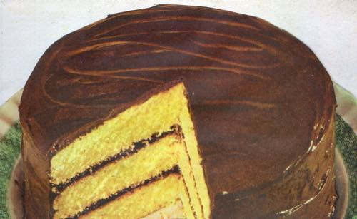 Vintage Busy Day Layer Cake