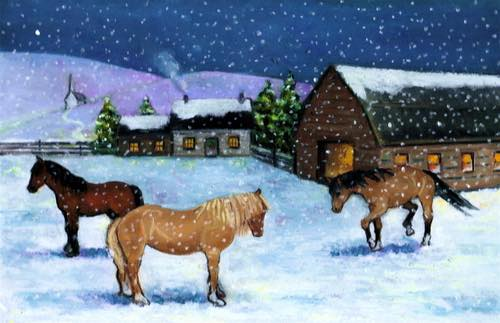 Canadian Christmas Story