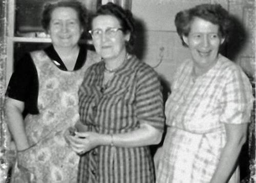 Catharine Louise McIlmoyle, Originator of The Raisin Filled Sugar Cookie Recipe