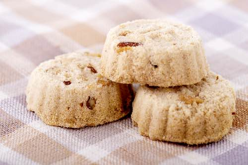 Chinese Almond Cakes