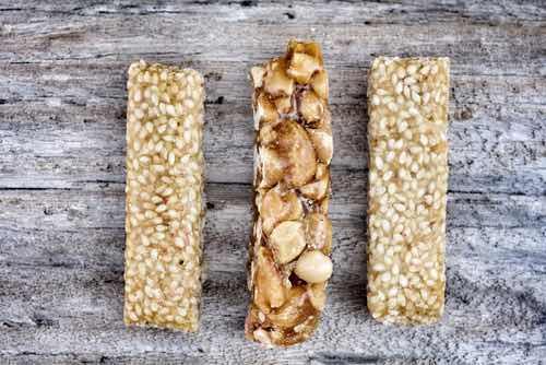 Chinese Sugar Bars Candy