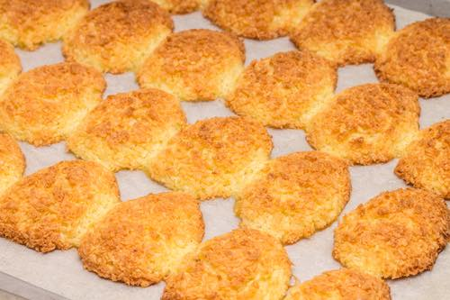 Old Time Coconut Cookie Recipe