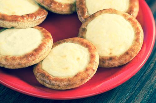 Mini Cottage Cheese Pies