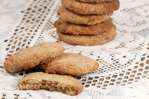 Grandma's Easy Oatmeal Cookies