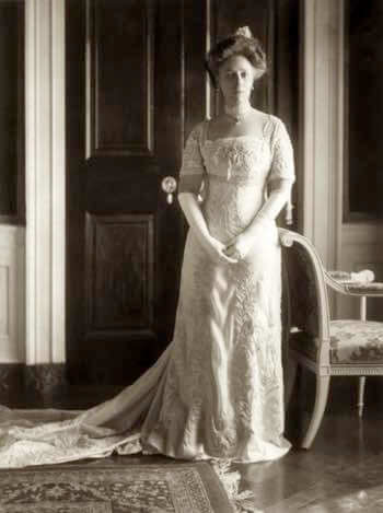 First Lady Helen Taft (1861-1943)