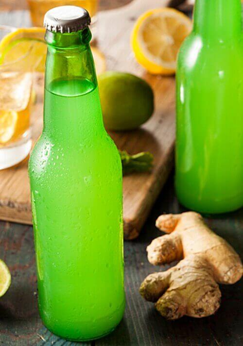Bottled Ginger Beer