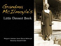 Grandma McIlmoyle's Little Dessert Book Cover