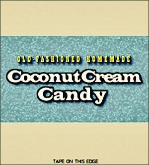 Example of Homemade Candy Bar Wrapper Design