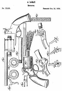 LeMat Patent 1856