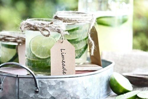 Limeade Beverages