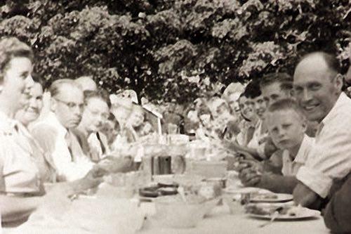 McIlmoyle Family Reunion 1956