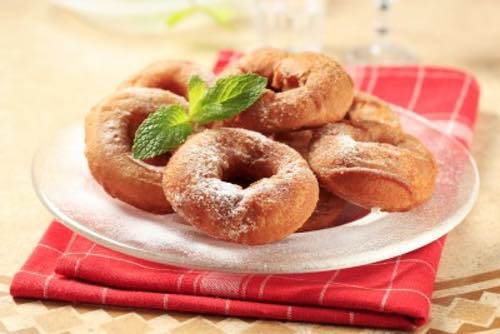 Mom's Easy Homemade Donuts