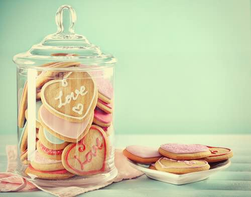 Old Fashioned Cookie Jar