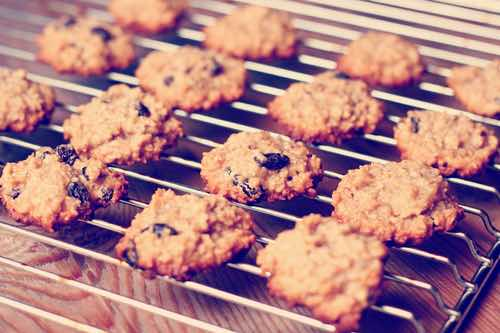 Raisin Drop Cookie Recipe