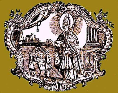 Saint Honoratus, Patron Saint of Bakers and Namesake of Gateau Saint Honore