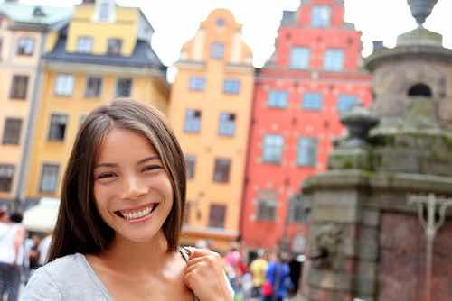 Stortorget in Stockholm, Sweden