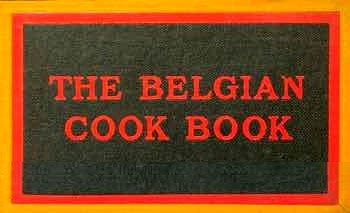Cover of The Belgian Cook Book