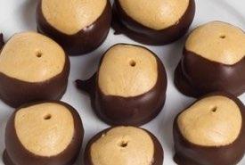 Buckey Butterscotch Candy Pieces