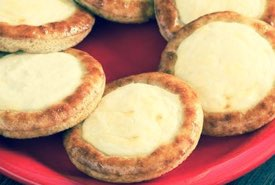 Individual Cottage Cheese Pies